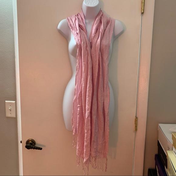 Victoria's Secret PINK Shimmery Scarf